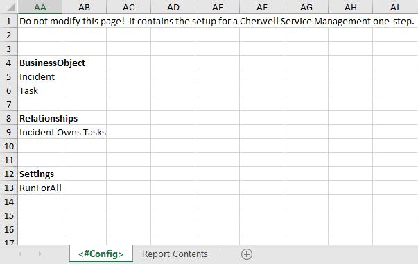 Excel-Vorlage erstellen