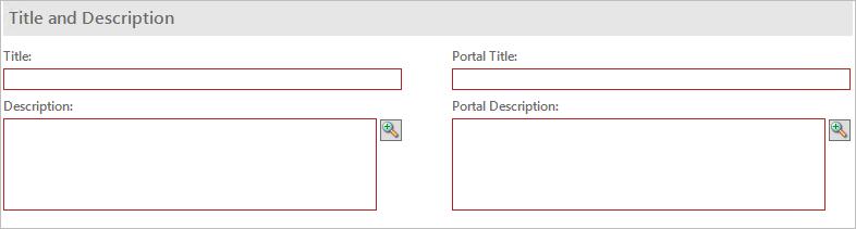 Create a Service Catalog Template