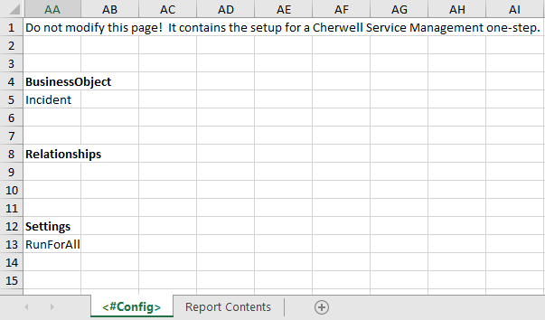 Create An Excel Template - Create excel templates