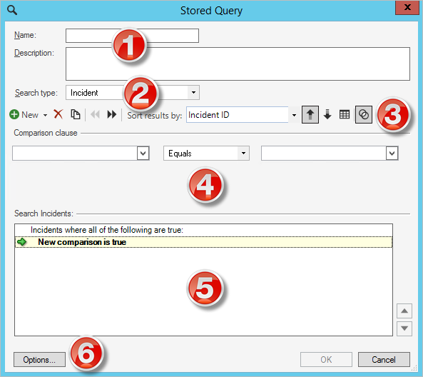 Stored Query Builder