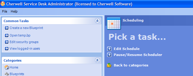Set up a scheduled report csm administrator scheduling category malvernweather Images