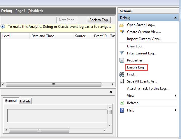 Microsoft ADFS Diagnostics